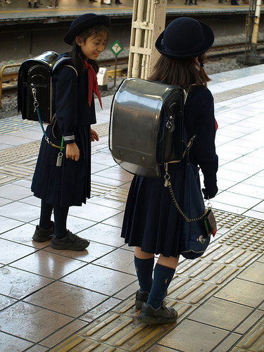 the japanese school uniform and the story behind it