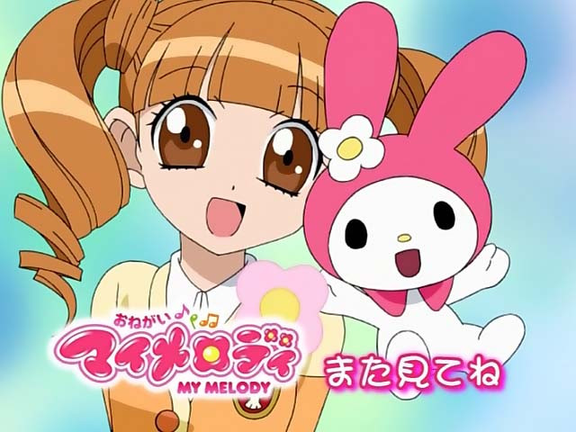 Crunchyroll - POLL: 1000 Twitter Users Choose Anime Worth ...  Onegai My Melody Episode 1