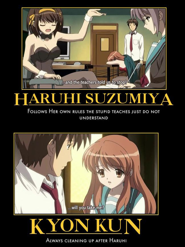 Crunchyroll Forum Anime Motivational Posters Read