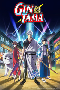 Gintama Season 4 is a featured show.