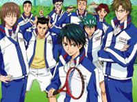 Prince of Tennis - National Tournament Finals - OVA