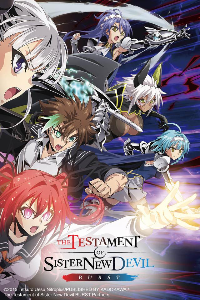 Testament Of Sisters New Devil Staffel 3