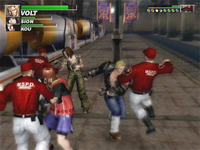Ps2 Games All Of Them : Crunchyroll column quot natestalgia playing the bouncer