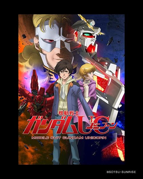 "Cobra Manga 2010 Streaming: Crunchyroll Adds ""MOBILE SUIT GUNDAM UNICORN"