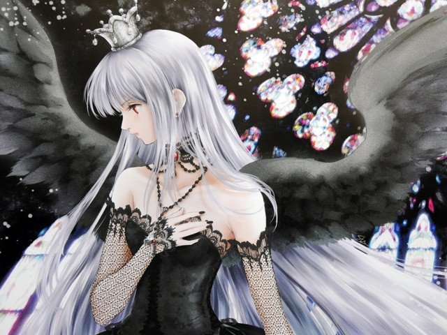 Hybrid demon angel  Na...