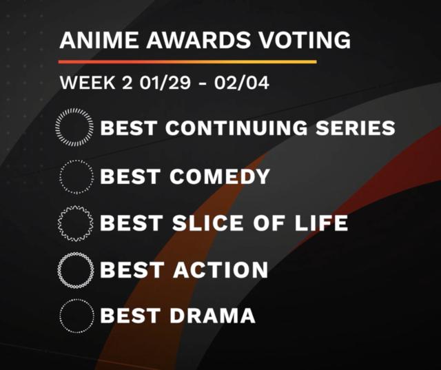 anime awards week 2