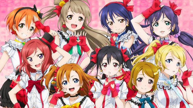 08 Love Live School Idol Project 139 Votes
