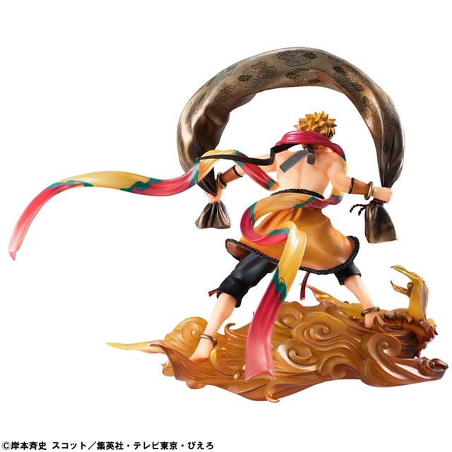 Crunchyroll - Megahouse Offers Naruto and Sasuke Figure Set