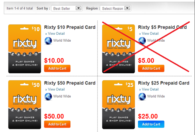 comprar codigo rixty code