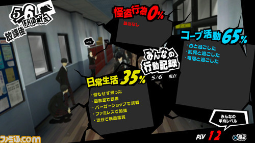 Persona 5's Online Features Revealed