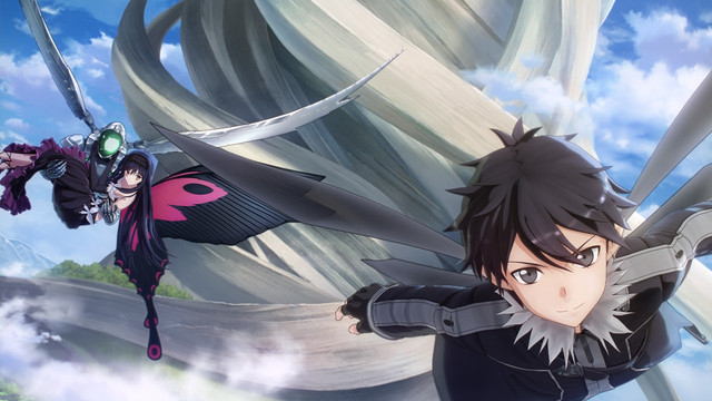 Sword Art Online Announced for PS4, Vita