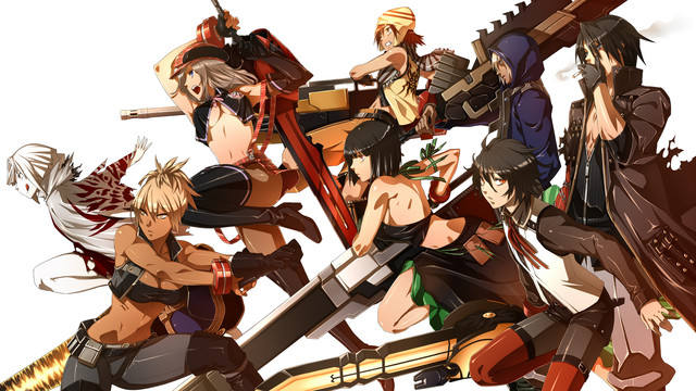 anime god eater burst sub indo movie