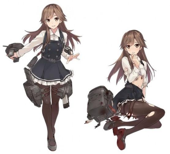 Crunchyroll Kancolle Girls Get Art Updates For Setsubun