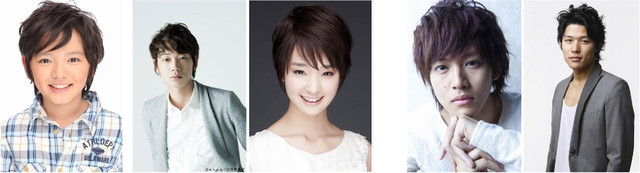 Gatchaman live-action cast