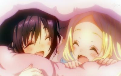 Hanna e Naru - Hanayamata
