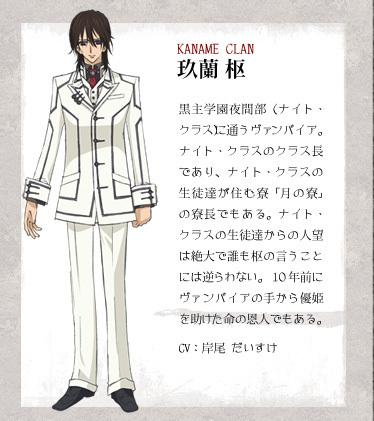 Kaname Kuran Full Body | www.pixshark.com - Images ... Vampire Knight Zero Full Body