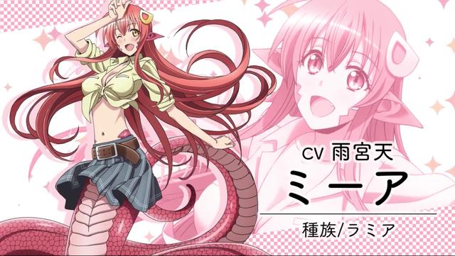 Anime cute redhead