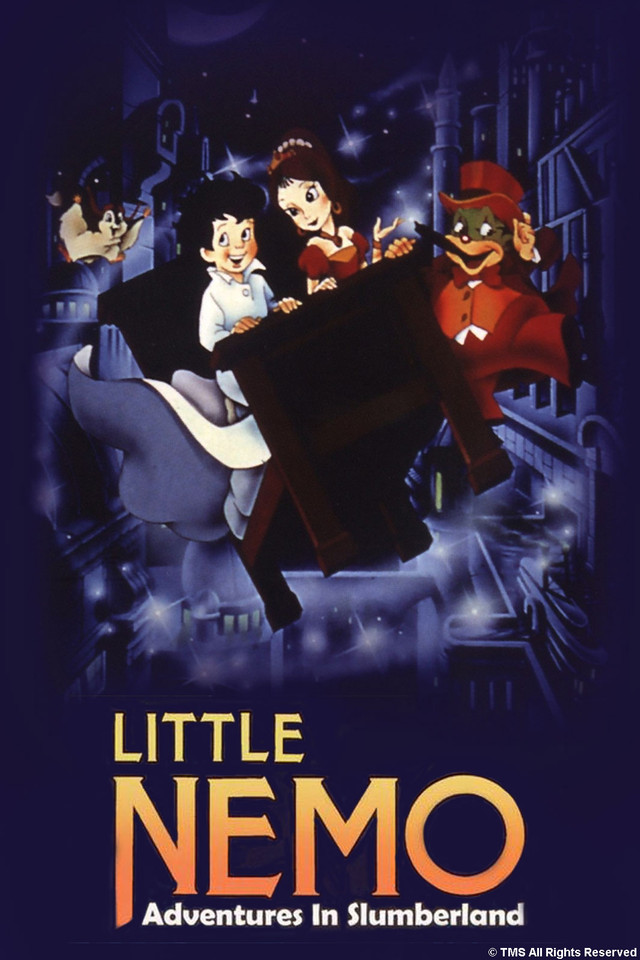 Crunchyroll - Little Nemo: Adventures in Slumberland Full ...