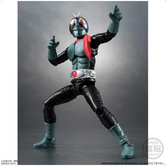 Action Figures Based On The Characters Of The Long Running Kamen Rider Tv Series The Line Up For The Shodo Kamen Rider Vs Action Figures Includes