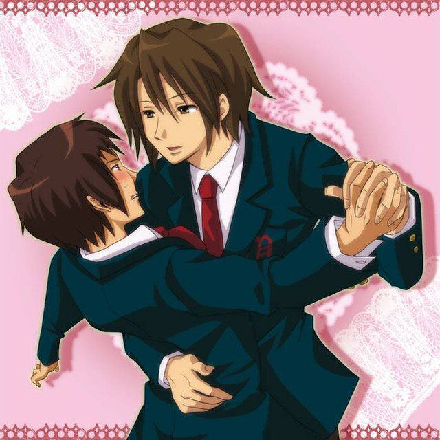 In ''The Melancholy Of Haruhi