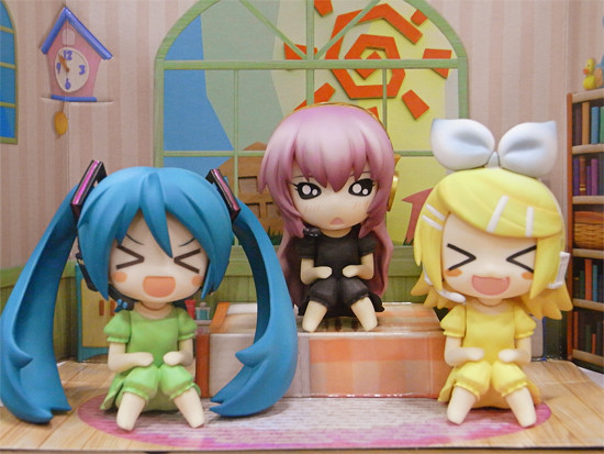 nendoroid pajama party
