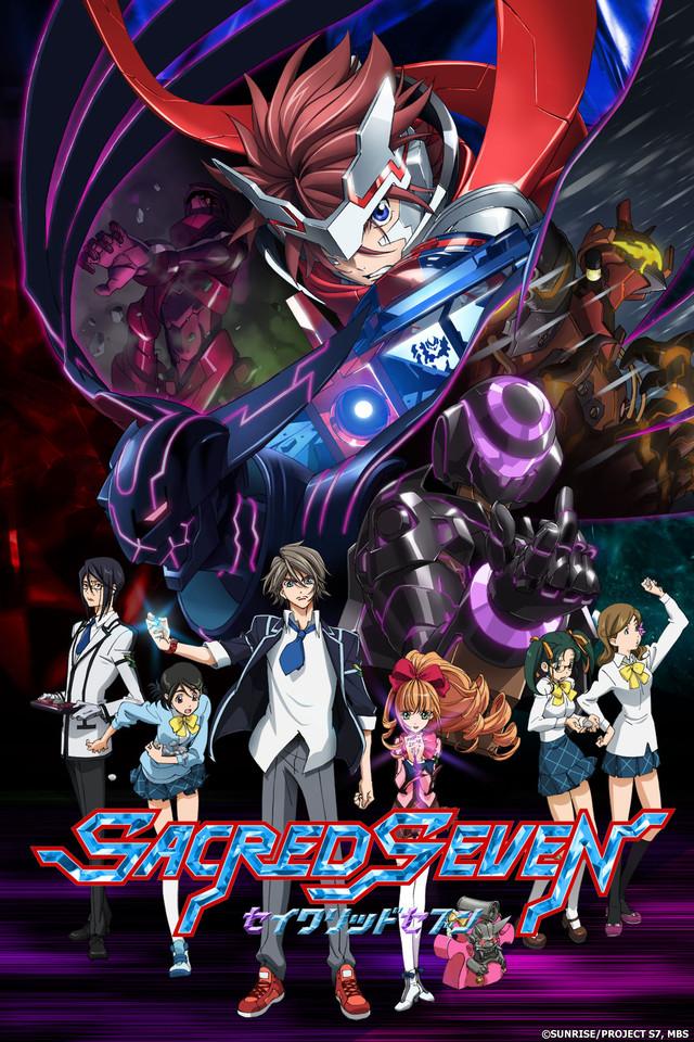 sacred seven serien stream
