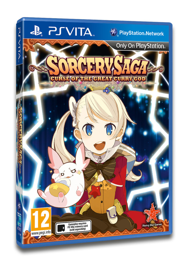 USED PS Vita Is the Order a Rabbit Wonderful party PSV