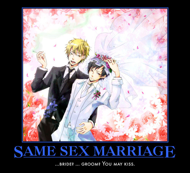 marriage prohibiting same sex