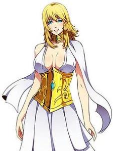 Laila, a deusa Atena