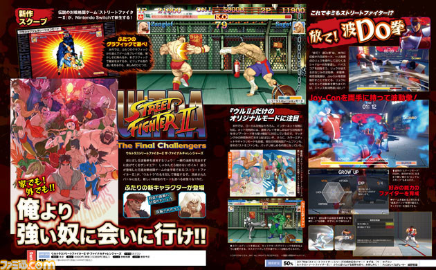 Street Fighter 2 on Switch Gets First-Person Hadoken Mode
