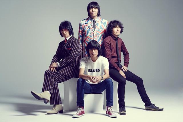 Kết quả hình ảnh cho The Collectors Japanese band