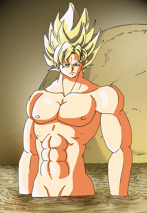 from Kymani dragon ball z nu sexy