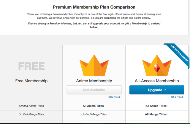 Also Read: 25+ Crunchyroll Premium Account Free Username and Password. Benefits of a Premium Uploaded Membership over the Free One. As you read earlier, there are numerous benefits you get if you choose the premium account of seusinteresses.tk over the free one.