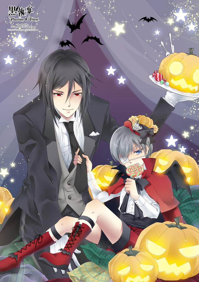 Crunchyroll Feature Fanart Friday Halloween Horrors