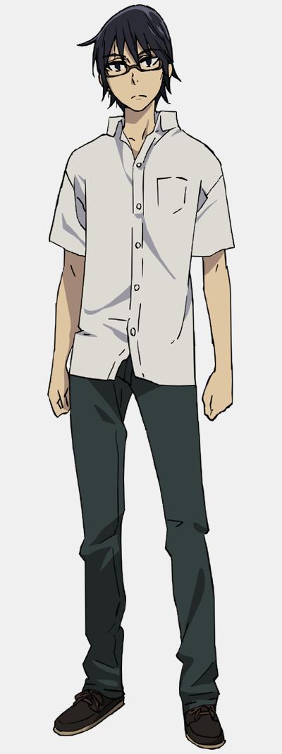 Anime Characters Full Body : Crunchyroll video aniplex of america shares english