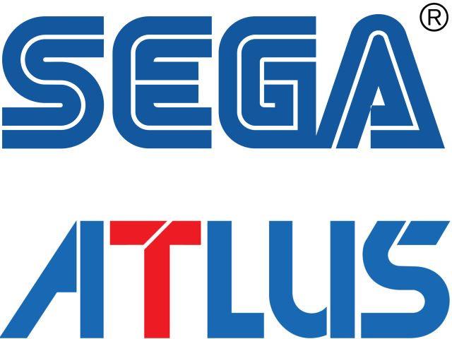Sega Atlus logos