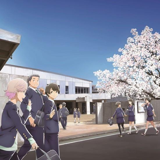 """Resultado de imagem para Uma """"história de amor"""" que gira em torno de Kotarou Azumi e Akane Mizuno,"""