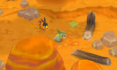 Pokemon Mystery Dungeon 4