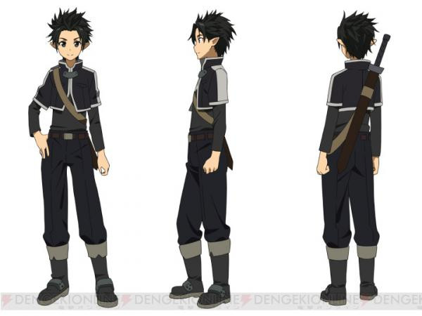 Character Design Parka : Crunchyroll quot sword art online fairy dance arc character