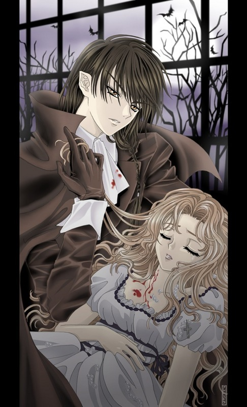 Crunchyroll - Vampires And Human Couples Rp - Group Info