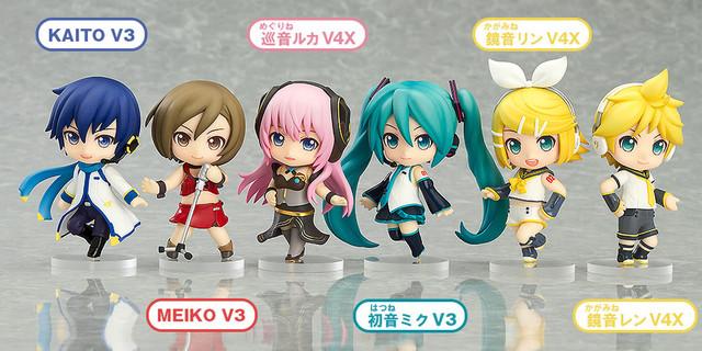 Vocaloid Meiko Figure Crunchyroll - Ha...