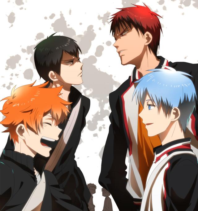Haikyuu Manga Order: Over Hyped Anime