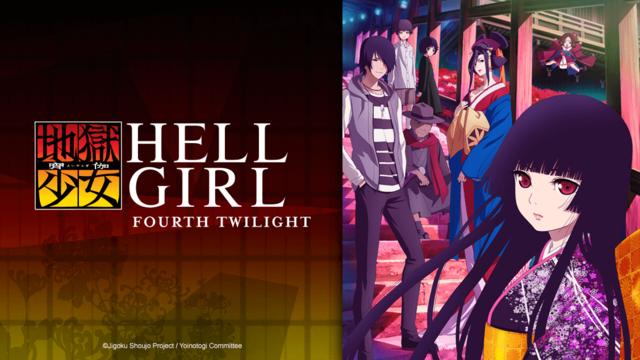 Hell Girl hero