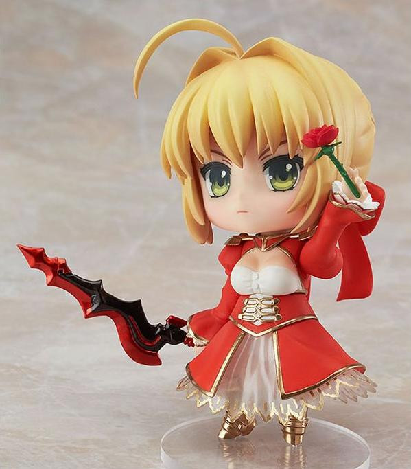 Fate Extra Saber Nendoroid