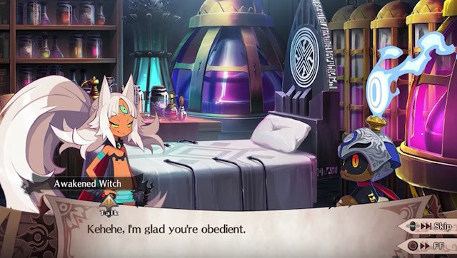 NiS America Debuts Trailer for The Witch and the Hundred Knight 2