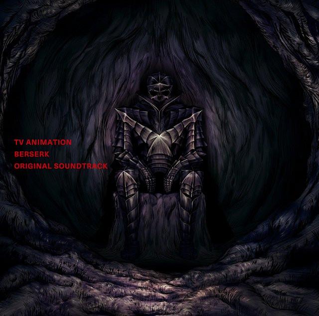 """New """"Berserk"""" OST Cover Art Is Freakin' Metal"""