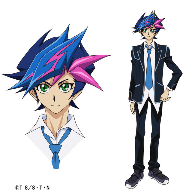 """""""Yu-Gi-Oh! VRAINS"""" Shows Its Hand With Cast"""