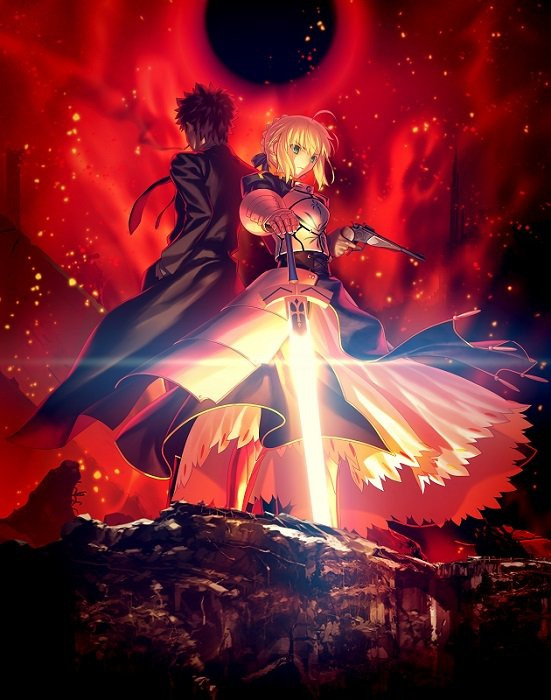 Features include New Art, Extended Scenes, and English Dub for