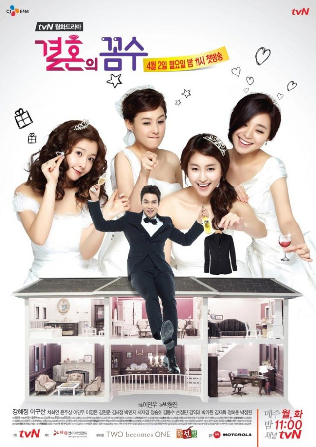 Title The Wedding Scheme Chinese Also Known As Marriage Plot Genre Romance Comedy Episodes 16 Broadcast Network TvN