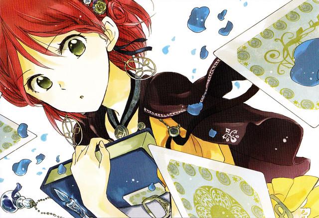 Crunchyroll Un Animé Pour Shirayuki Aux Cheveux Rouges